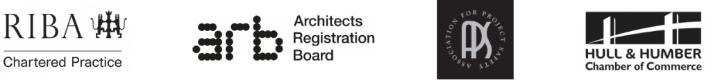 RIBA, ARB, APS and Hull and Humber Chamber of Commerce