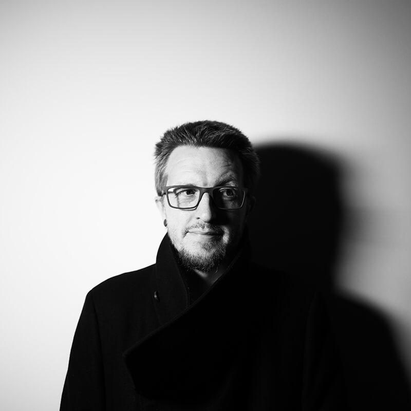 Gavin Garmston portrait